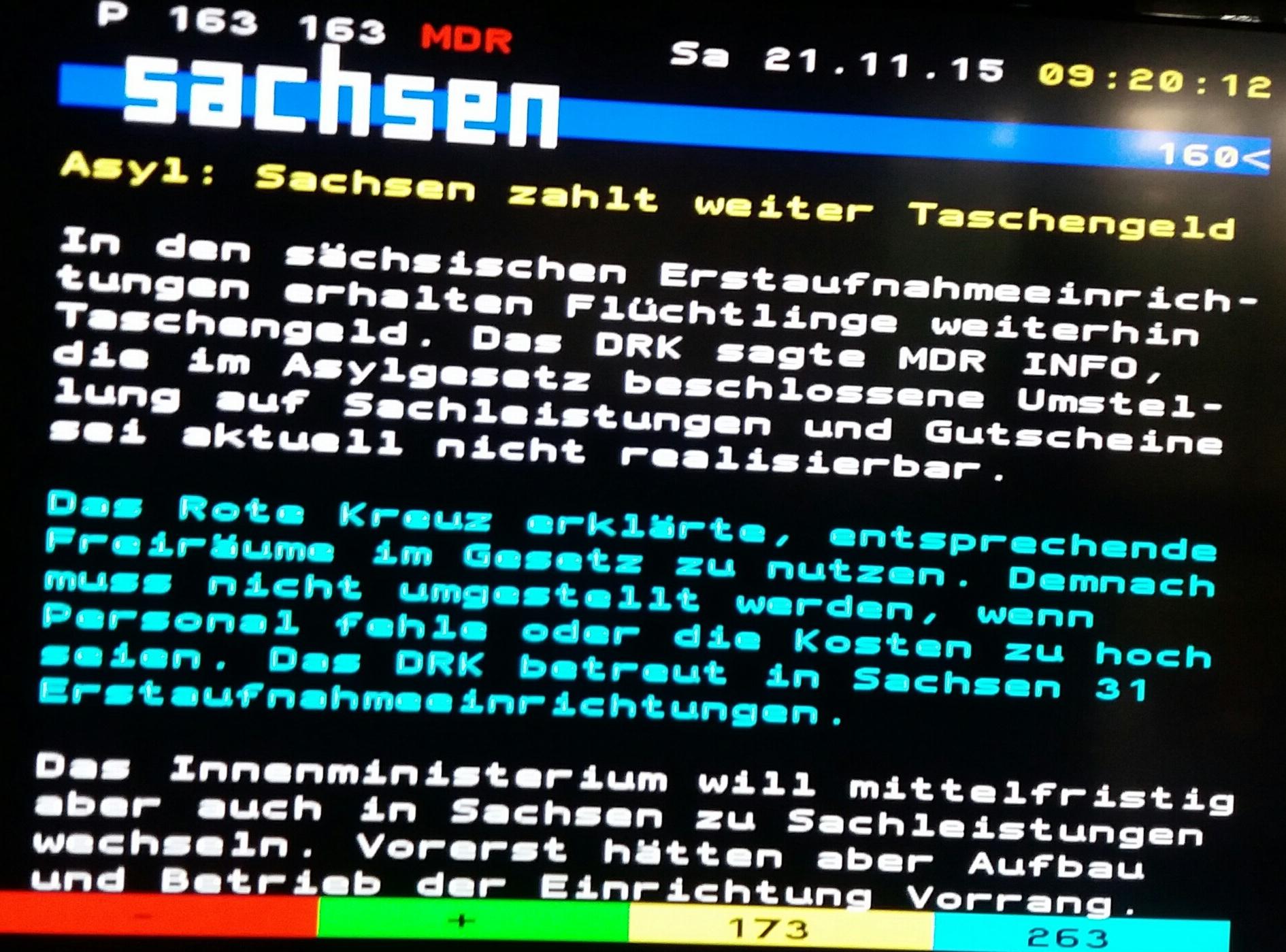 Reichsbürger-Sachsen2 Taschengeld Asylbewerber
