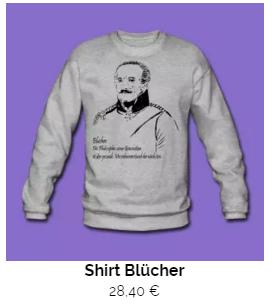 Blücher T-Shirt