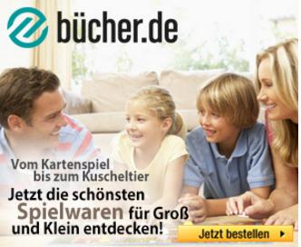 buecher.de - Spielwaren